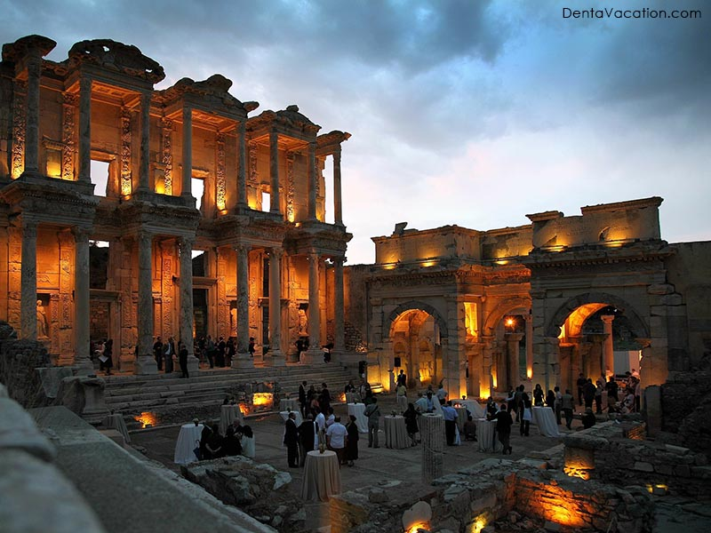Pergamon Acropolis | Dental tourism in Izmir, Turkey