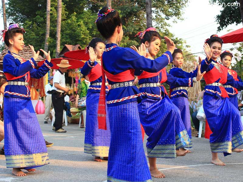 Traditional Dance | Dental tourism in Chiang Mai